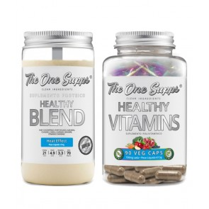 COMBO HEALTHY BLEND + HEALTHY VITAMINS