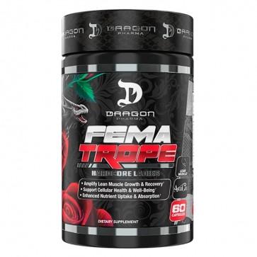 Fematrope (60 cápsulas) - Dragon Pharma Dragon Pharma