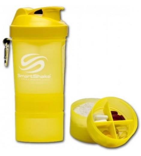 Smart Shake V2 (600ml) - Neon Amarelo