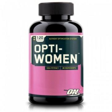 Opti-Women Optimum Nutrition 120 Capsulas