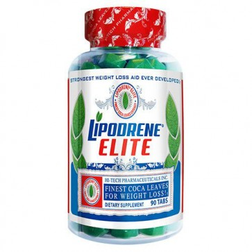 LIPODRENE ELITE COCA - Hi-Tech Pharma (90 cápsulas)  Hi-Tech