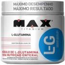 L-G Glutamine (300g) - Max Titanium