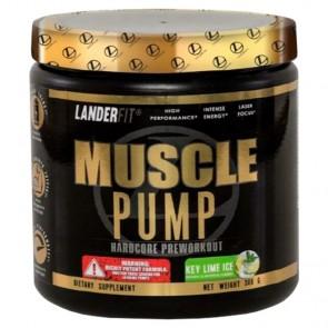 Muscle Pump (300g) - Landerfit - c/ dmaa