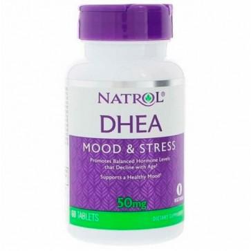 DHEA 50mg (60 tabs) - Natrol Natrol