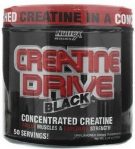 Creatine Drive Black Nutrex
