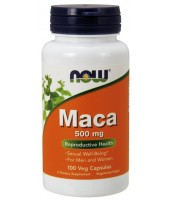 MACA - 100 cápsulas - Now Foods