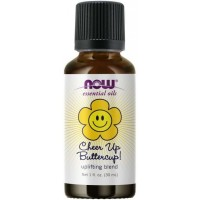 CHEER UP BUTTERCUP UPLIFTING OILS 1 OZ NOW Foods