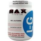 L-G Glutamine (600g) - Max Titanium