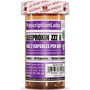Sleeproxin ZZZ 8 (60 cápsulas) - Prescription Labs