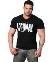 Camiseta ANIMAL Preta - Universal