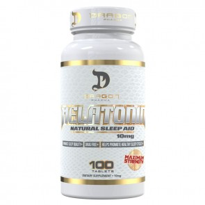 Melatonina 10mg - Dragon Pharma