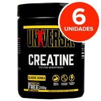 Creatina (6 unidades) - Universal Nutrition