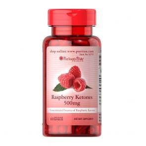Raspberry Ketones (60 cápsulas) - Puritan's Pride