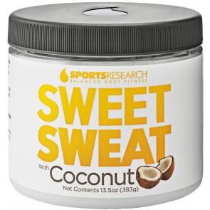 Sweet Sweat c/ Óleo de Coco [XL] (383g) - Sports Research