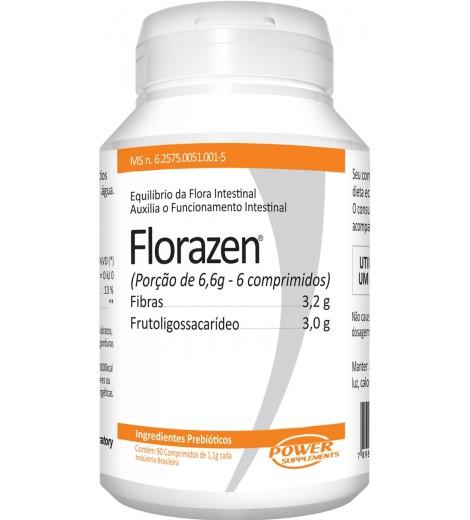 Florazen (90 comprimidos) - Power Supplements
