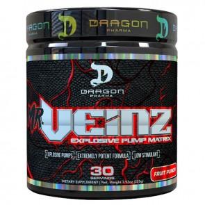 MR. VEINZ - Pré-Treino Vasodilatador - Dragon Pharma