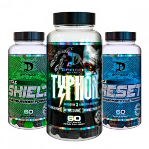 Combo: Typhon + Cycle Reset + Cycle Shield - Dragon Pharma