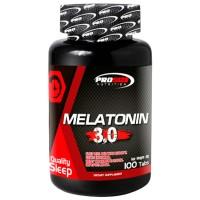 Melatonina 3mg (100 tabs) - Pro Size Nutrition