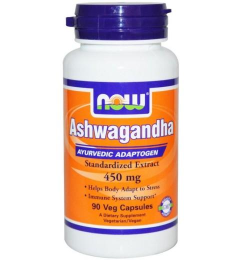 Ashwagandha 450mg - Now Foods