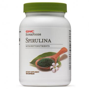 Spirulina (100 caps) - GNC GNC