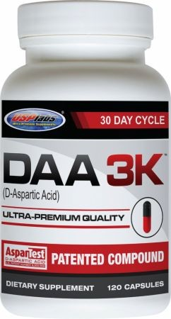 DAA3K (120 cápsulas) - USPLabs