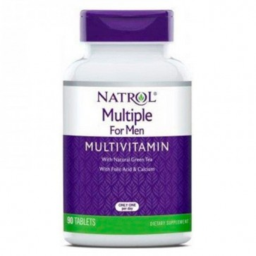 Multivitamínico para homem (90 tablets) - Natrol Natrol