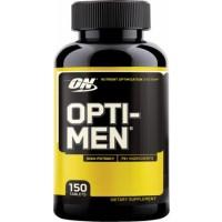 Opti-Men optimum Nutrition 150 capsulas