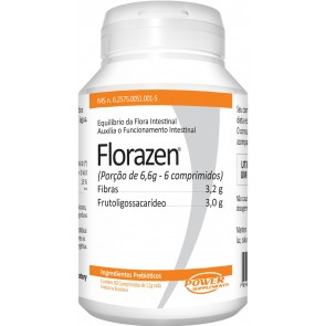 Florazen (90 comprimidos) - Power Supplements