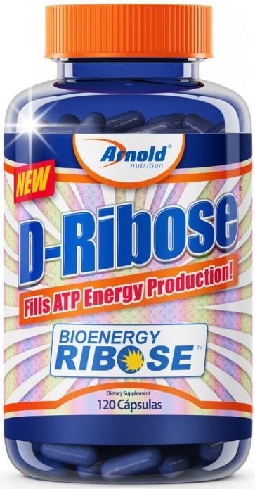 D-Ribose (120 cápsulas) - Arnold Nutrition