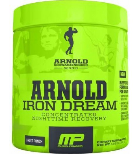 IRON DREAM Arnold Schwarzenegger Series