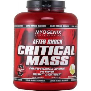 After Shock Critical Mass - Myogenix