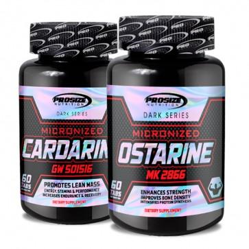 Combo: Ostarine + Cardarine - Pro Size Nutrition Pro Size Nutrition