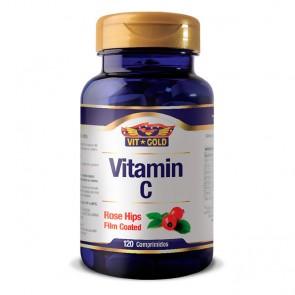 Vitamin C 45mg (120 comprimidos) - VitGold