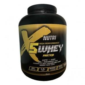 Whey Protein 5W 2kg - X-Nutri