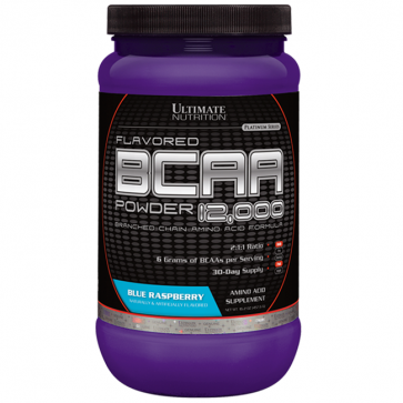 BCAA Powder 12000 (457g) - Ultimate Nutrition