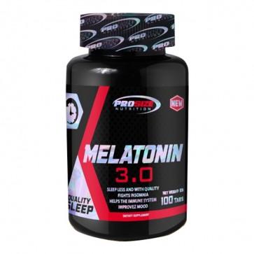 Melatonina 3mg (100 tabs) - Pro Size Nutrition Pro Size Nutrition