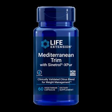 Mediterranean Trim (60 cápsulas) - Life Extension Life Extension