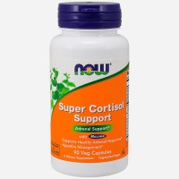 Super Cortisol Support (90 caps) - Now Foods