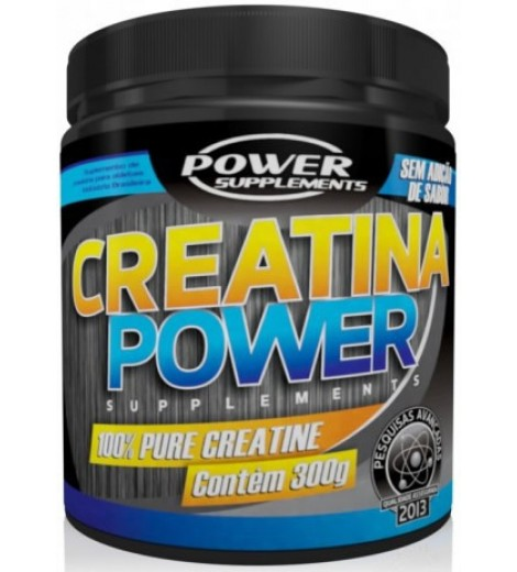 Creatina Power (300g) - Power Supplements