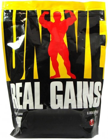 Real Gains (3.1kg) - Universal Nutrition