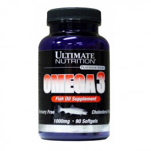 Omega-3 Fish Oil - Ultimate Nutrition