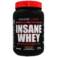 Insane Whey Protein (2lbs) - Insane Labz