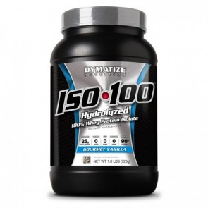 Iso 100 Whey Protein 726g - Dymatize