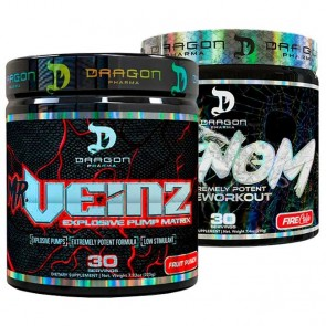 Combo: Mr. Veinz + Venom - Dragon Pharma