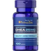DHEA 25mg 100 tabletes - Puritan's Pride