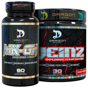 Combo: MK GH + Mr. Veinz - Dragon Pharma