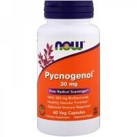 Pycnogenol 30mg (60 cápsulas) - Now Foods