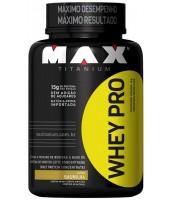 Whey Pro (1kg) - Max Titanium