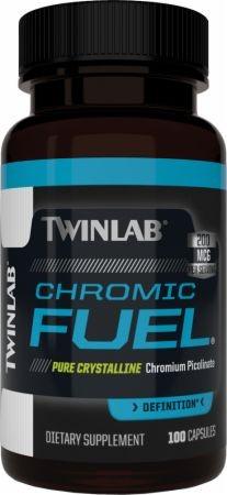 Cromo Fuel (100 cápsulas) - Twinlab