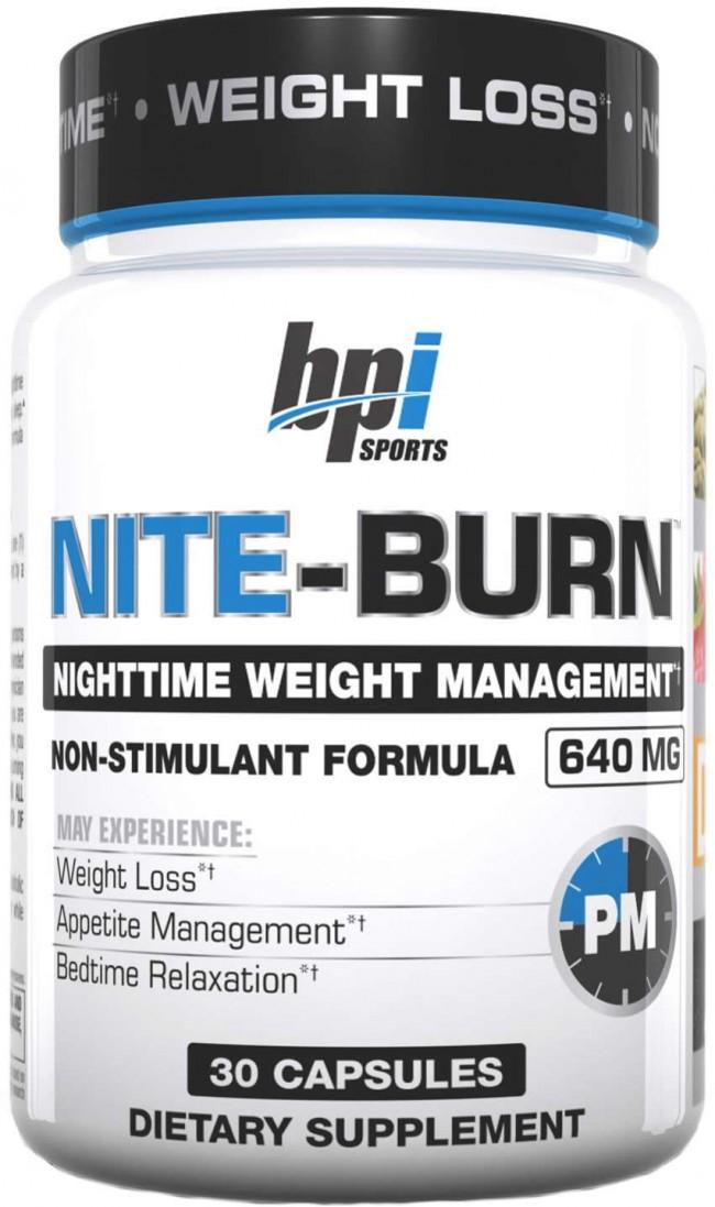 Nite-Burn BPI - Emagreça enquanto dorme - Compre já
